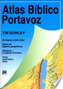 Atlas bíblico Portavoz