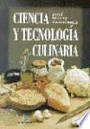 Ciencia y tecnología culinaria