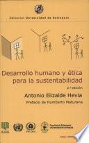 Desarrollo humano y ética para la sustentabilidad