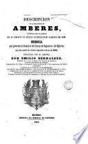 Descripción la Plaza Belga de Amberes, y noticia de las obras que se ejecutan en algunas fortificaciones alemanas del Rhin