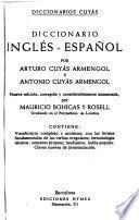 Diccionario inglés-español ; Spanish-English