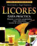 El libro de los licores de España