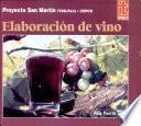 Elaboración de vino