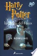 Harry Potter y La Orden del Fenix - Tapa Dura