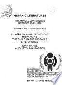 Hispanic literatures