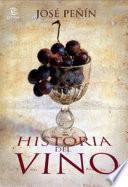 Historia del vino - José Peñín