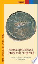 Historia económica de España en la Antigüedad