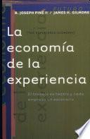 La Economia de la Experiencia
