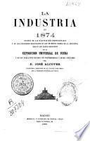 La industria en 1874