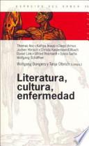 Literatura, Cultura, Enfermedad