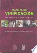 Manual de Vinificación