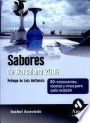 SABORES DE BARCELONA 2006
