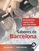SABORES DE BARCELONA