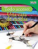 Todo acceso: Una casa de modas (Backstage Pass: Fashion) (Spanish Version)
