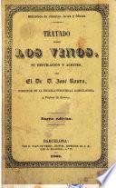 Tratado sobre los vinos, su destilación y aceites